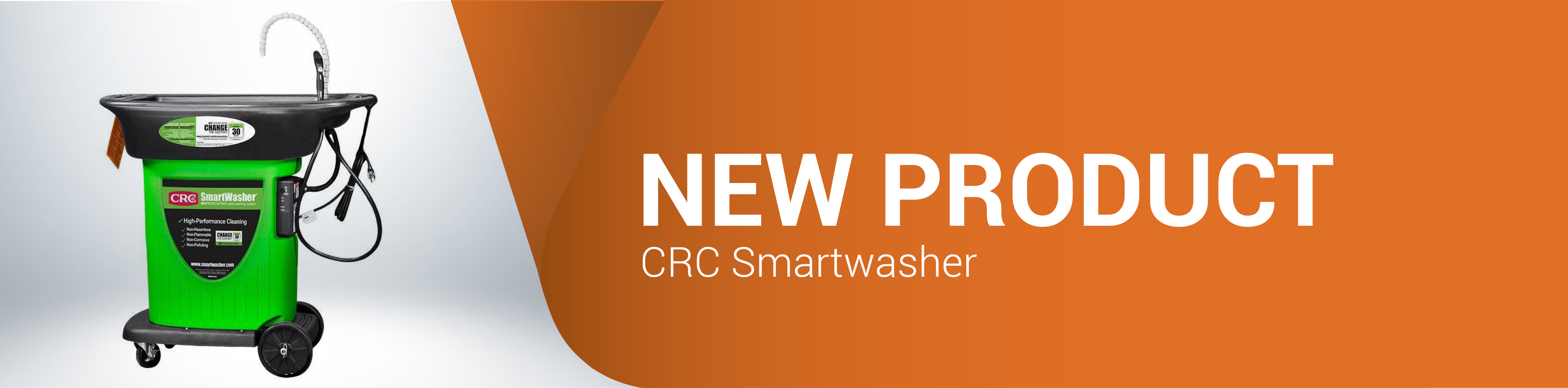 New Product- CRC Smartwasher